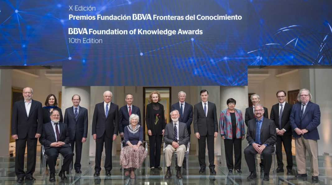 BBVA Foundation Frontiers of Knowledge Awards 2021 (up to 400,000 Euros)