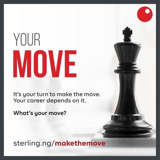 Sterling Bank Management Development Program 2021 for young Nigerian graduates.