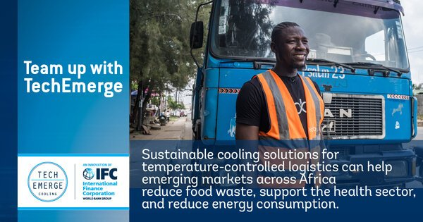 TechEmerge Cooling Temperature Controlled Logistics Challenge 2021