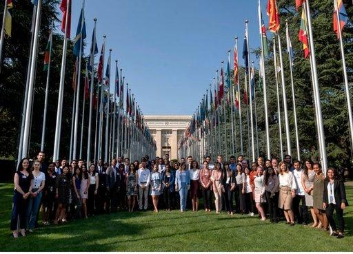 United Nations Information Service's 59th Graduate Study Programme 2021 – Geneva, Switzerland