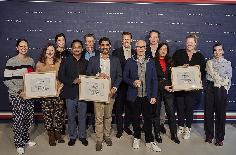 Tommy Hilfiger Fashion Frontier Challenge 2021 (Up to €200,000)