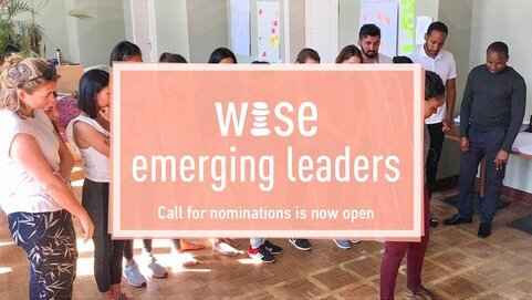 WISE Emerging Leaders Fellowship Program 2021 for next generation of young talent in Education.