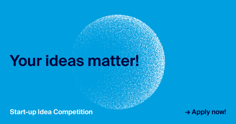 Science Park Graz Start-up Idea Competition 2021 (Up to €12,000 in prizes)