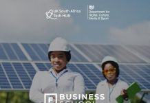 UK-South Africa Tech Hub/Future Females Business School Greentech Programme 2021 for female South African entrepreneurs.