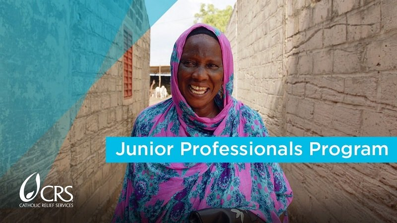 Catholic Relief Services Junior Professional Program 2021 for West African Women