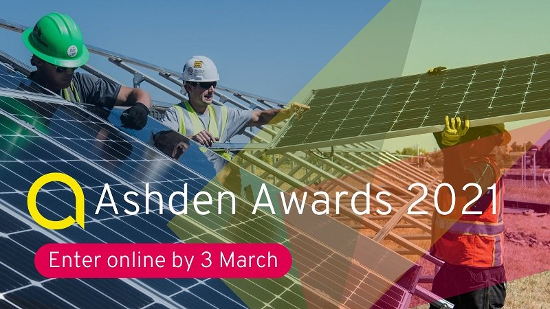 Ashden Awards 2021 for Outstanding Climate Solutions (Up to £20,000)