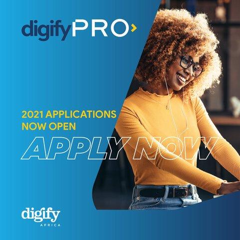 Digify PRO Digital Marketing Bootcamp 2021 for aspiring digital professionals.