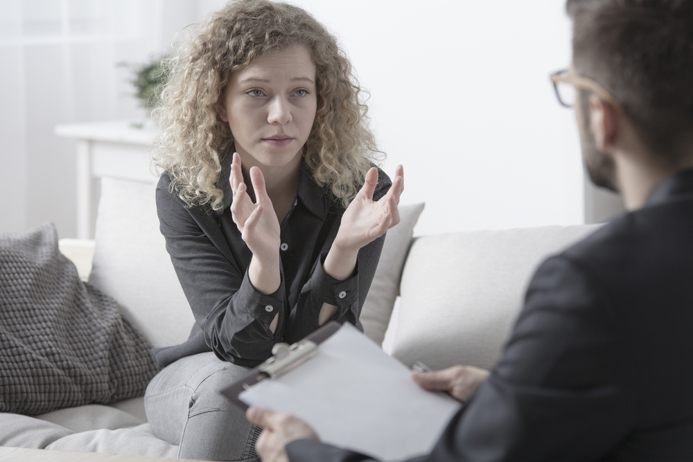 Dealing with Anxiety and Work-Related Stress? Try Interpersonal Psychotherapy