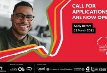 The Africa Young Innovators for Health Award (Financial Support of $75,000)