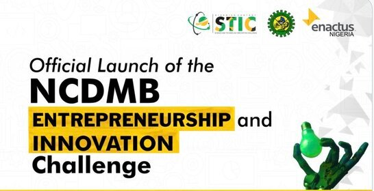 The Nigerian Content Science and Technology Innovation Challenge 2021 for Nigerian Undergraduates.