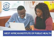 The West African Institute of Public Health (WAIPH) Health Literacy Leadership Programme 2021