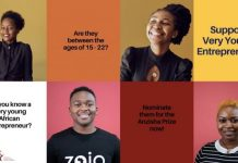 Nominate Now: Anzisha Prize 2021 for Africa's top young Entrepreneurs.