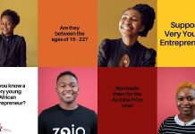 Anzisha Prize 2021 for Young Entrepreneurs (Up to USD $100,000)