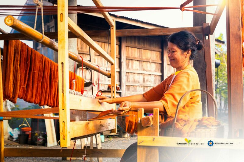 """Maybank Women Eco-Weavers """"Weaving Tales"""" Short Story Competition 2021"""