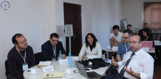 Eurasia Hub 2021 Multi-mode Course in Natural Resources for Sustainable Development (Fully-funded to Baku)