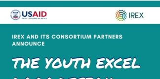 IREX Youth Excel Logo Design Competition 2021