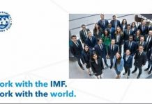 International Monetary Fund Internship Program (FIP) 2021 for young professionals (Fully Funded to Washington D.C. USA)