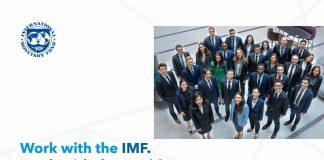 International Monetary Fund Internship Program 2021 for Young Professionals