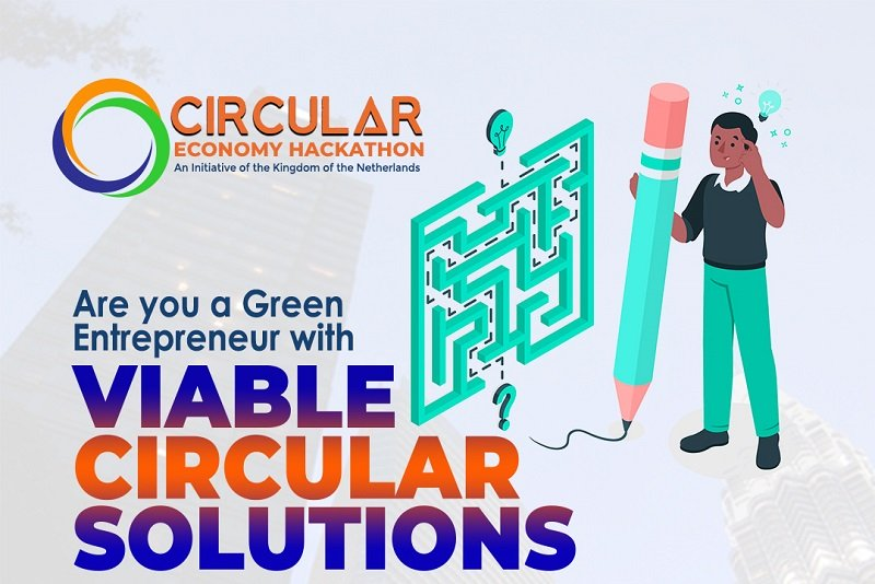 Dutch Circular Economy Hackathon 2021 for Green Entrepreneurs in Nigeria