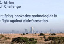 U.S. – Africa Tech Challenge 2021 ($250,000 USD in funding)