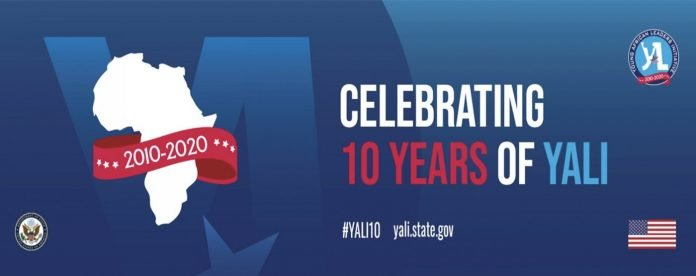YALI at 10: My Life, My Community, and My World Competition 2021