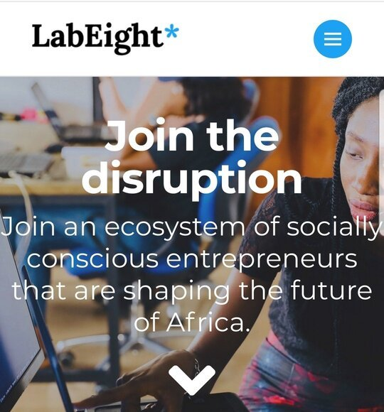 LabEight Africa 2021 Programme for young Entrepreneurs.
