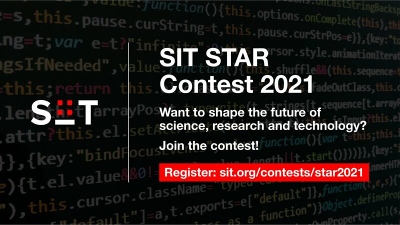 Schaffhausen Institute of Technology (SIT) STAR Contest 2021