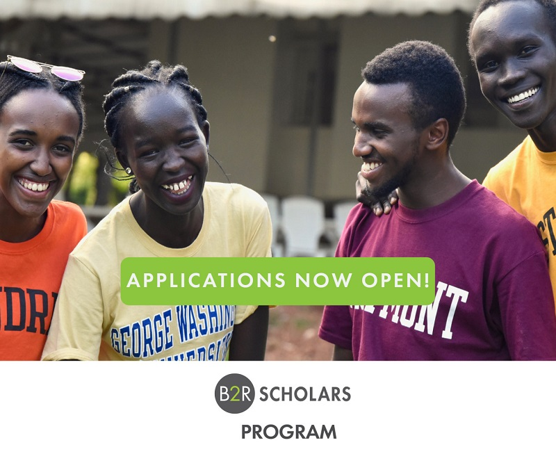 Bridge2Rwanda Scholars Program 2021 for Young Leaders