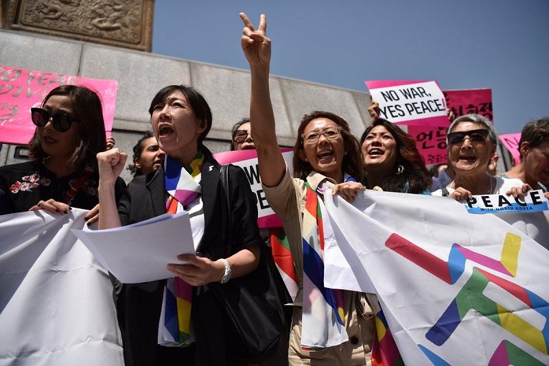 Women Cross DMZ Feminist Korea Peace Fellowship 2021 ($1,000 stipend)