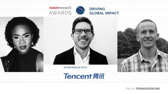 Nature Research Awards for Driving Global Impact 2021 (Up to $40,000 grant)