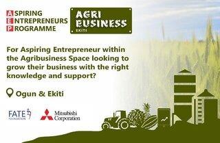 Fate Foundation/Mitsubishi Aspiring Entrepreneurs Programme 2021 for young Nigerian Agripreneurs