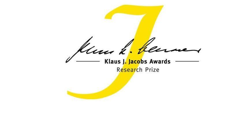 Klaus J. Jacobs Research Prize 2021 (1 Million Swiss Francs)