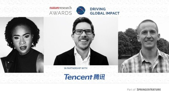 2021 Nature Research Awards for Driving Global Impact (USD 30,000 grant)