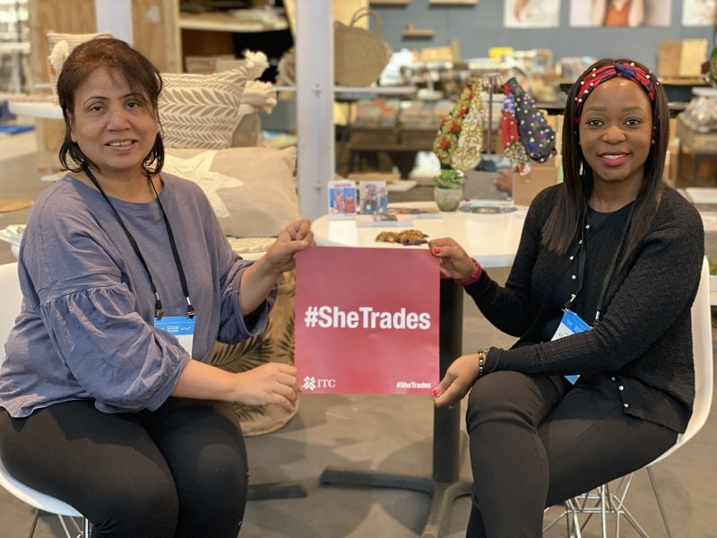 Apply for the SheTrades Digital Forum 2021