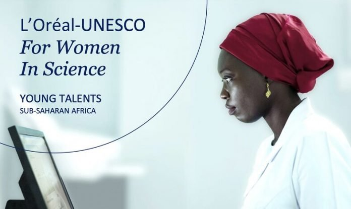 L'Oréal-UNESCO For Women in Science Young Talents – Sub-Saharan Africa Program 2021/2022 for young women scientists.