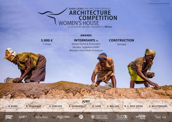 Kaira Looro 2021 – Women's House Architecture Competition