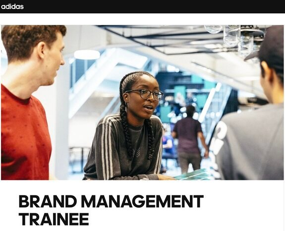 Adidas Management Trainee Program 2021 for young South African graduates