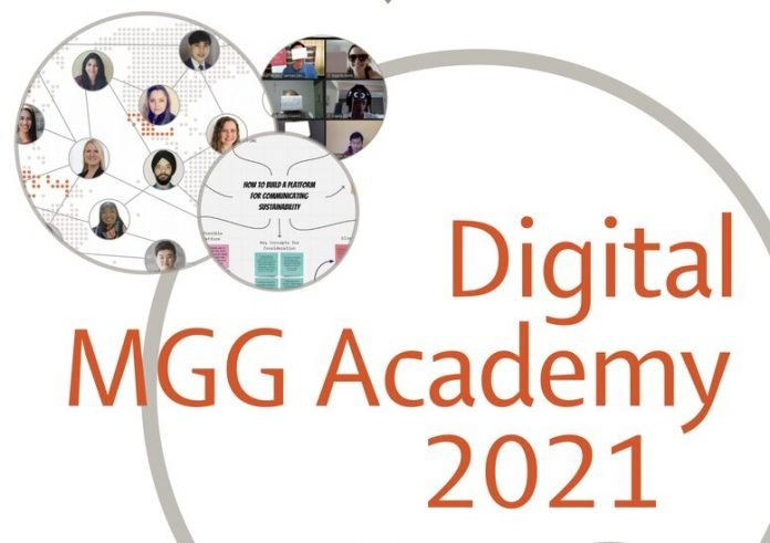 German Development Institute Managing Global Governance (MGG) Academy 2021 for young emerging Leaders.