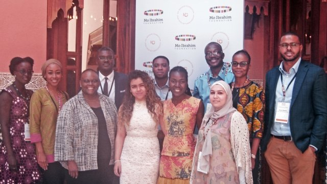 Mo Ibrahim Foundation Leadership Fellowship Programme 2021 at the African Development Bank Group