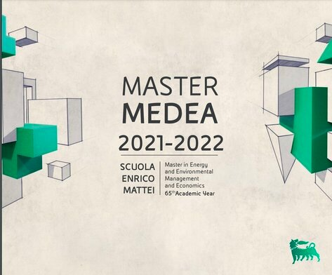 Eni-MEDEA Master in Energy and Environmental Management and Economics Scholarships 2021/2022 for study in Italy. (Funded)