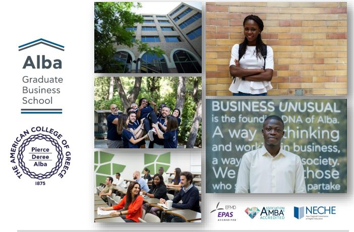 Leventis Foundation 2021 MBA and Msc in Finance Scholarships to Study in Greece [Nigerians Only]