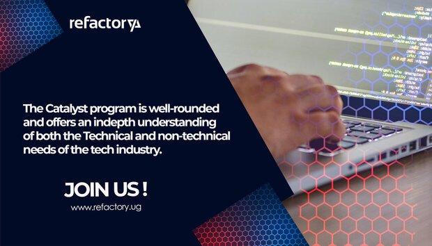 Refactory Catalyst Program 2021 for young Ugandans (April 21 Intake)