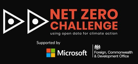 Net Zero Challenge 2021 for Projects Advancing Climate Action Using Open Data ( $1,000 USD Prize)
