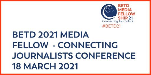 Berlin Energy Transition Dialogue (BETD) Media Fellowship 2021 for Journalists worldwide.