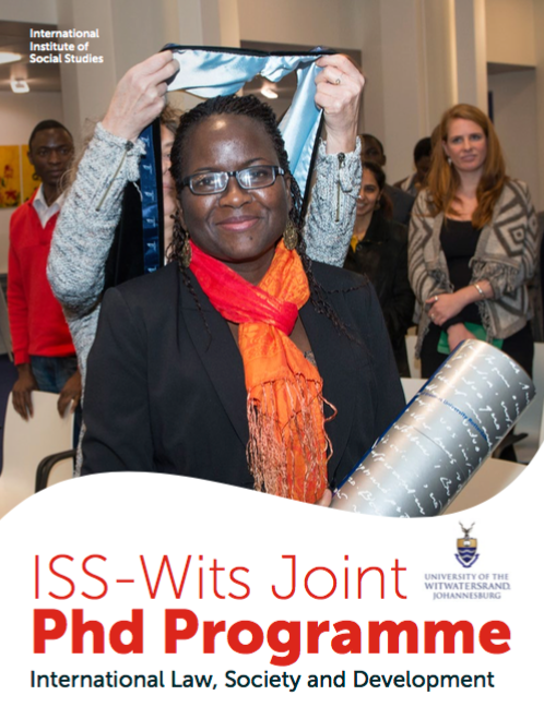 Call for PhD Candidates: ISS-Wits Joint PhD Programme 2021 (Scholarships Available)