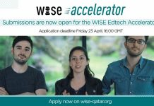 WISE Edtech Accelerator Programme 2021 for Innovative Ventures