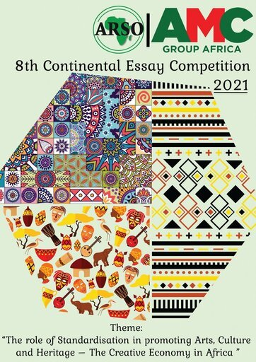 Africa Organization for Standardization (ARSO) 8th Continental Essay Competition 2021 ($USD 2,000+ Prize & Fully Funded to ARSO AGM in Nigeria)