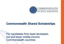Commonwealth Shared Scholarships 2021 for Students from Developing Countries for study in the United Kingdom (Fully Funded)