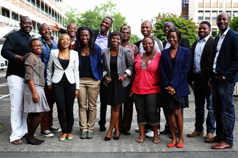 AFRIKA KOMMT! Fellowship Programme 2021-2023 for African Professionals