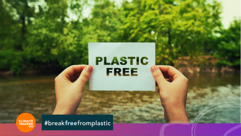 Climate Tracker Media Research on Coverage of Plastics in Southeast Asia 2021